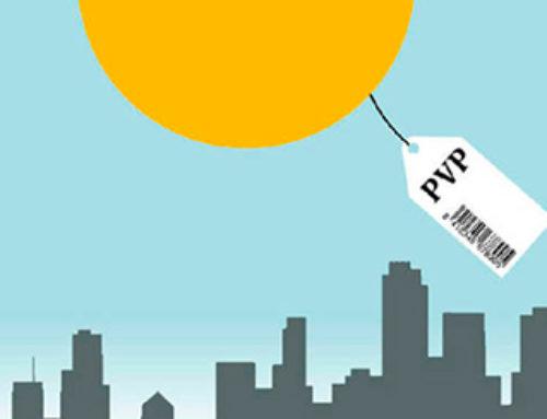 """Greenpeace califica de """"gran victoria"""" la eliminación del impuesto al Sol"""